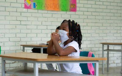 Regreso progresivo a las aulas iniciando con preescolar