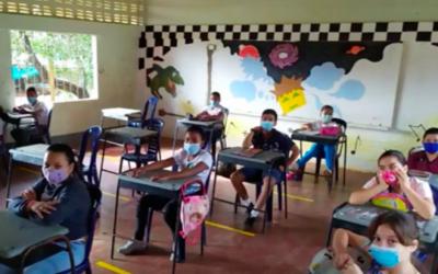Soluciones al servicio de la reapertura de escuelas