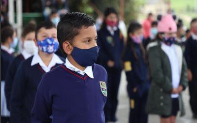Reapertura de escuelas: proceso de aprendizaje y adaptación constante